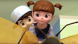 Долгая дорога домой - Консуни мультик (серия 41) - Мультфильмы для девочек - Kids Videos