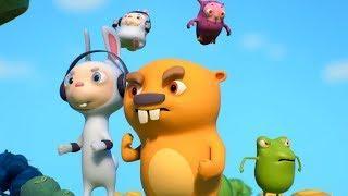 Детские песенки: Бобр добр - новые мультики 2018 - теремок песенки из мультфильмов для детей
