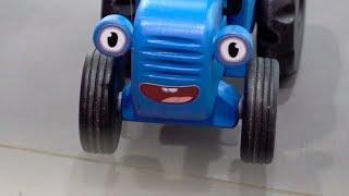 #СинийТрактор #АмНям #Кукутики - Играем в прятки - СИНИЙ ТРАКТОР PLAY - Игры для детей малышей