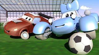 малыши в Автомобильном Городе - Малыш Джерри и Малышка Кейти поссорились! - детский мультфильм