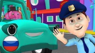 Колёса Автобуса | детские стишки | Детские песни | мультфильмы для детей | Little Treehouse