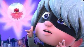 Герои в масках   Лучшие моменты с Лунной девочкой   мультики для детей