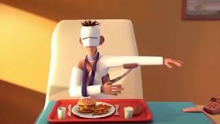 Больной | Забавный Мультик Короткометражка